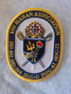Patch, Small Association 4 x 3 inch