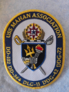 Patch, Large Association 5 x 4 inch