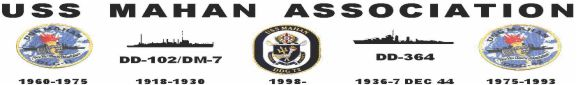 USS Mahan Association